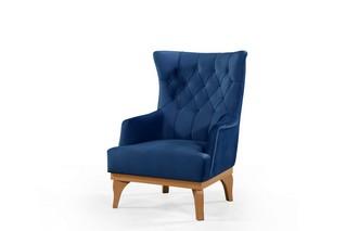Armchair Navy Blue